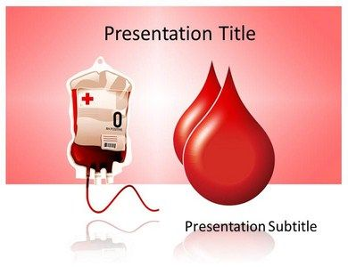 34 best medical powerpoint presentations images on pinterest download donate blood powerpoint template at toneelgroepblik Image collections