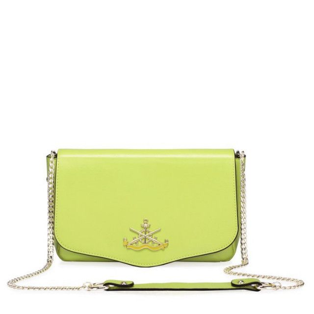 Little Bag With Long Gold Chain – Kiss and Belle Boutique