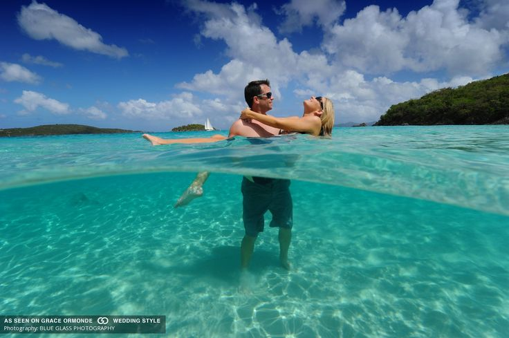 caneel bay st john destination wedding tropical beach intimate simple visit caneelbay.com for more info