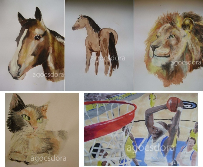 Some of my paintings