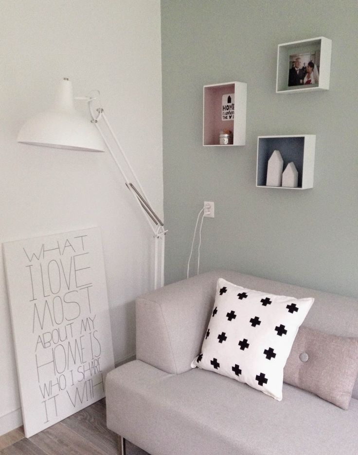 Blogster Suus Loves deelt hier inspiratiebeelden van haar woonkamer, waar zij Early Dew smaakvol heeft gecombineerd.