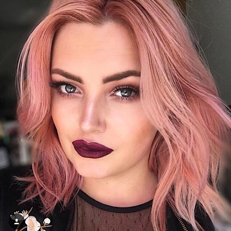 """7,703 Likes, 6 Comments - Vegan + Cruelty-Free Color (@arcticfoxhaircolor) on Instagram: """"Pretty in pastel @isie.a_beauty Recreate this lovely pink hue with Arctic Mist Diluter, Virgin…"""""""