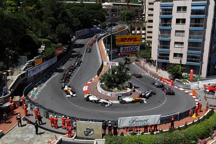 Monaco F1