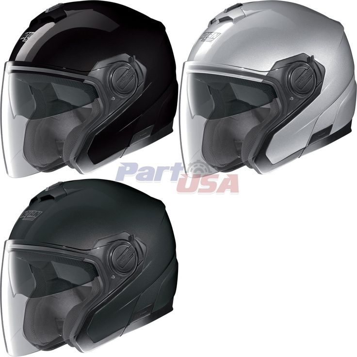 Nolan Helmets N40 MCS Helmet Open Face Motorcycle Street Solid DOT | eBay Motors, Parts & Accessories, Apparel & Merchandise | eBay!
