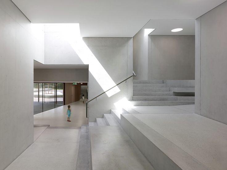 Jardim de Infância e Creche  / Pierre-Alain Dupraz