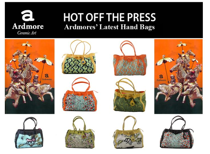 Ardmore Hand bags.