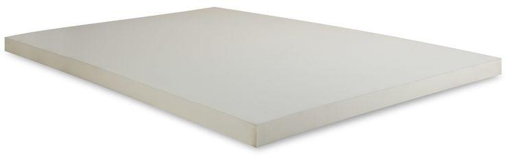 Twin XL Slab Memory Foam Topper