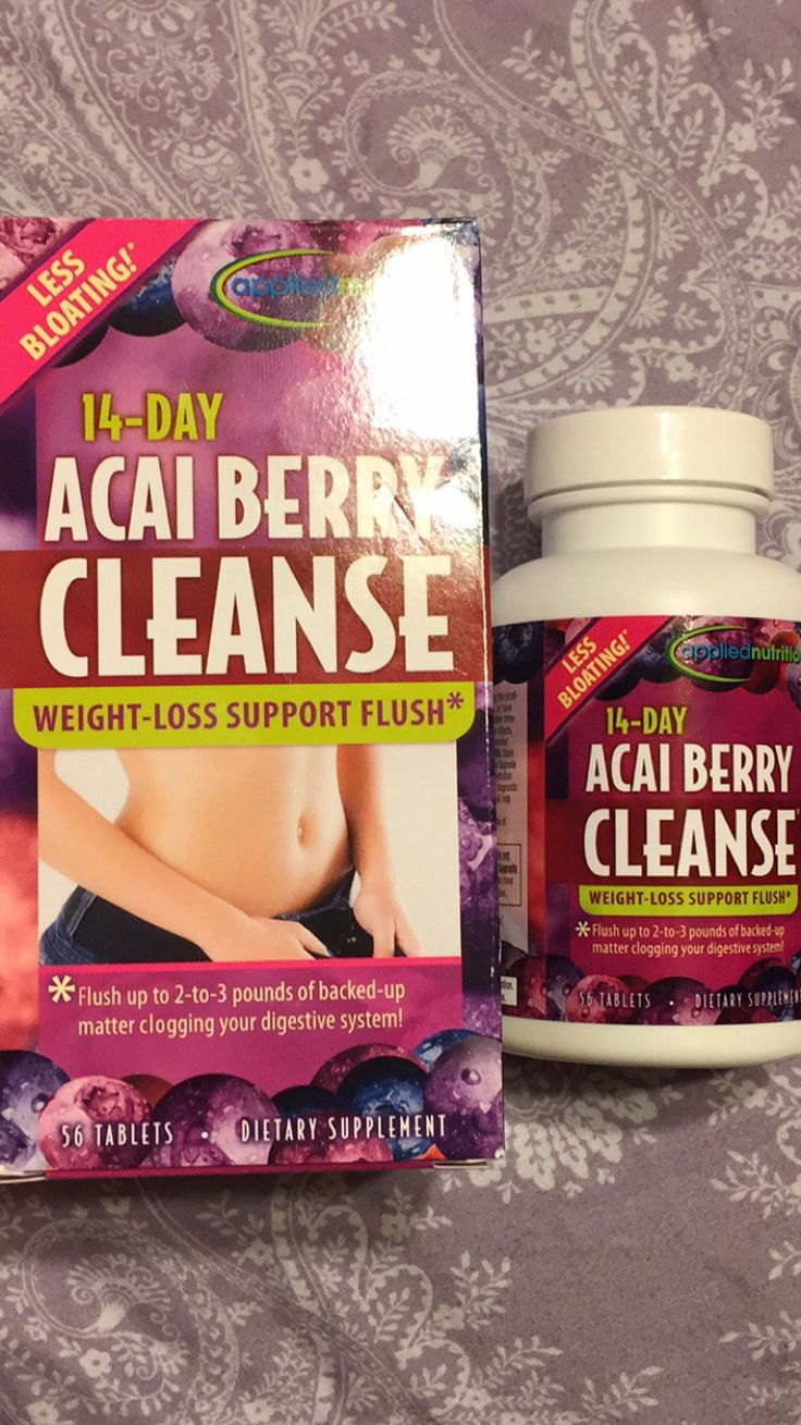 Acai Berry Cleanse 14Day