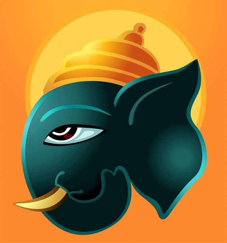 Ganesh is one of the best-known and most worshipped deities in the Hindu pantheon.View more at:http://www.dezinehub.com/services/illustration/book-illustration-india.html