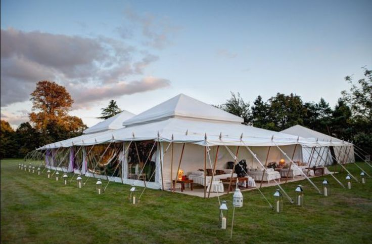 The Pearl Tent Company — Unique marquee hire for weddings, garden parties & outdoor events in UK