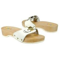 had these, when you walked sometimes they would somehow flip a certain way and smash your foot!