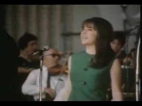 The Seekers - Georgy Girl Georgie Girl...this was one of my first favorite songs.
