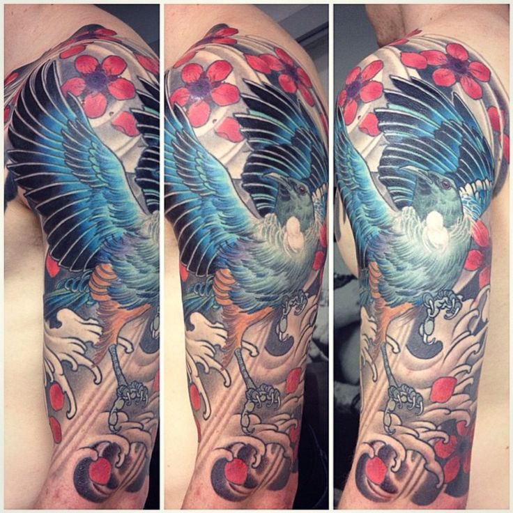 Finished - Sacred Tattoo in Kingsland - Hamish M