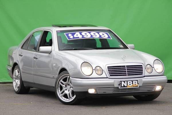 1996 MERCEDES-BENZ E320 AVANTGARDE W210 $4990