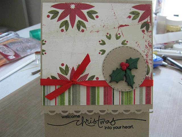 Christmas: Hand, Paper Fun, Christmas, Card Ideas, Cards