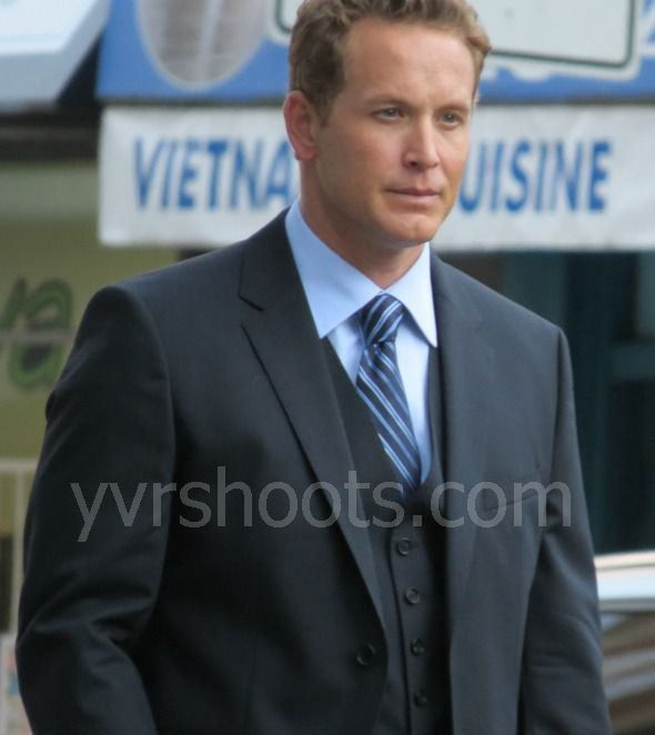 SHOOT: Cole Hauser Films ROGUE S2 at Century House Downtown | yvrshoots