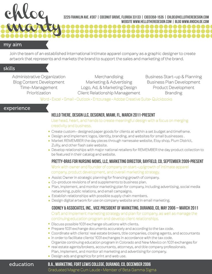17 best images about Resumes on Pinterest Cover letters - resume how to write