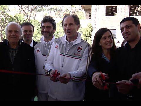 Fondazione Milan in Libano insieme all'UNHCR   AC MIlan Official