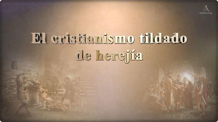El cristianismo tildado de herejía [ Iglesia de Dios sociedad misionera mundial] Las palabras de Dios Padre y Dios Madre