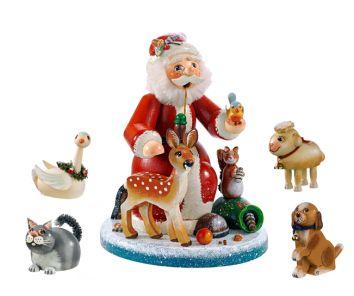 Set Tierweihnacht