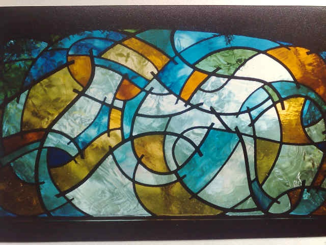 Transom Windows A Useful Design Element: Stained Glass Images On Pinterest