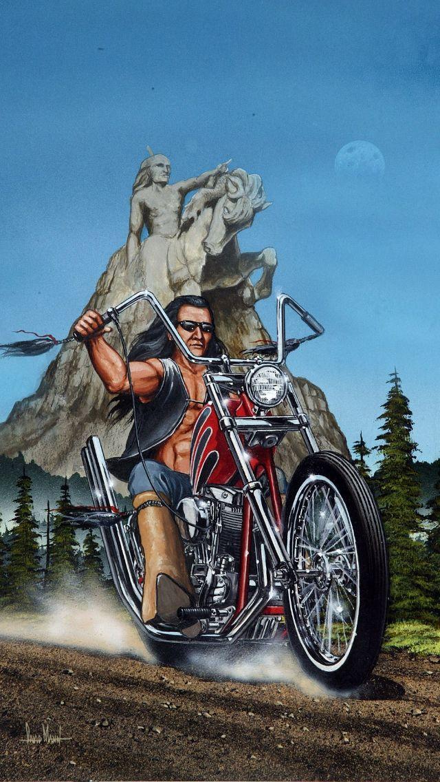David Mann ride Free America