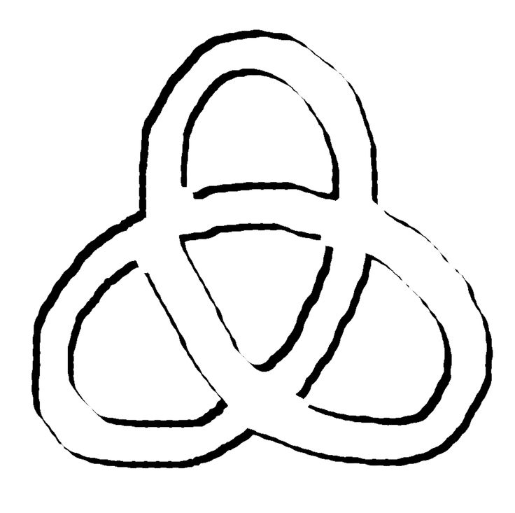 The O Jays A Symbol And Nature: The Aura Symbol - Gordian Knot