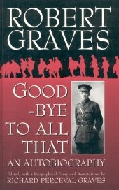 goodbye to all that robert graves essay