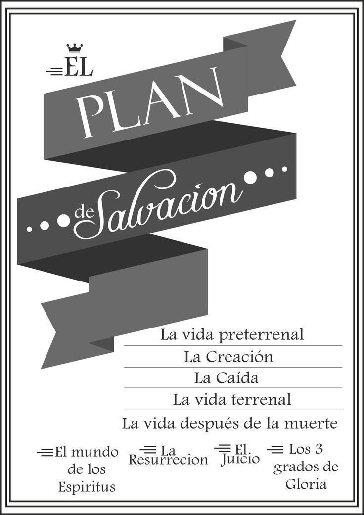 El Plan de Salvacion Doctrinas Basicas LDS