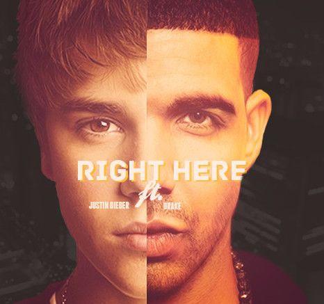 Justin Bieber & Drake To 'Blast Up' Next Single 'Right Here'