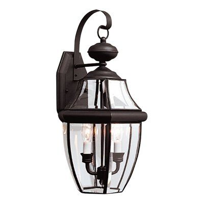 Sea Gull Lighting 80 Lancaster Large Outdoor Sconce