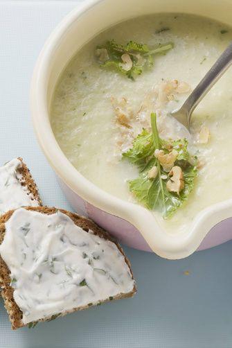 Sopa de verduras y colinabo   Galería de fotos 7 de 11   GLAMOUR