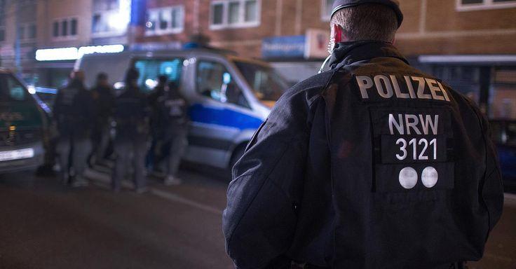 Focus.de - 400 Polizisten verhaften Drogendealer-Clan in Köln