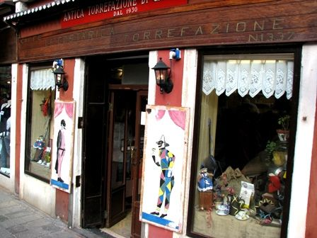 Venice Italy Coffee Shops | Recent Photos The Commons Getty Collection Galleries World Map App ...