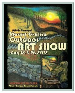 Mt Gretna Craft Show