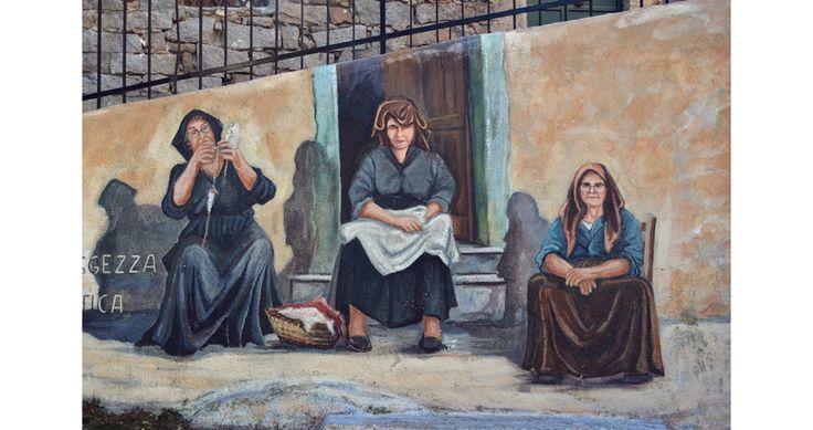 Orgosolo murales in Sardinia   ITALY Magazine