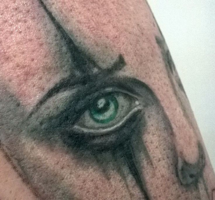 #Details #Eye #Cubo #Tattoo
