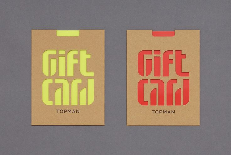 topman gift card - Love this!