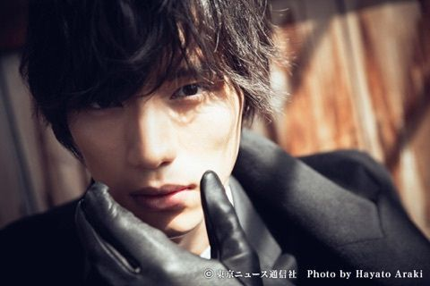 """Calendar Apr/2016 - Mar/2017"" Sota Fukushi, Feb/05/16"