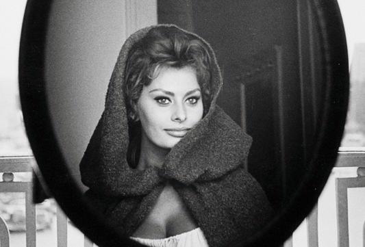 Mario De Biasi_Sofia Loren