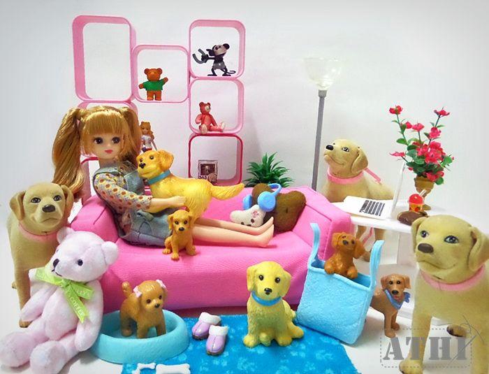 #Licca Chan : Puppy