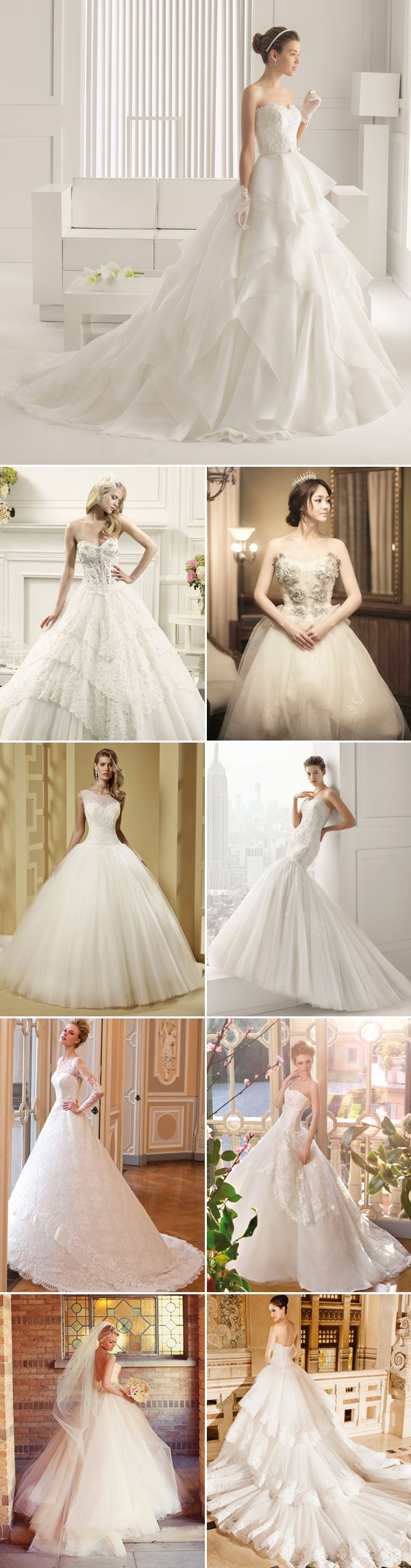 37 Princess Royal Ball Gowns with a touch of Glam! Pure Elegance