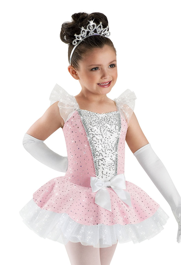 Sequin Princess Tutu Dress; Weissman Costumes  35