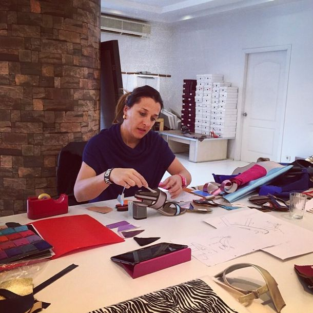 Working on the new collection #istanbul