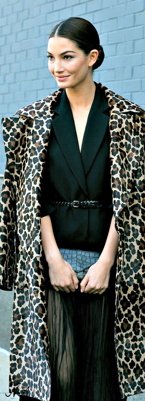 Leopard  The LOOK BOOK by Babz • ❤️ ✿ιиѕριяαтισи❀  #abbigliamento