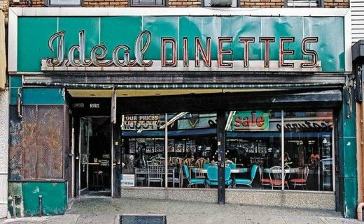 awesome: James Of Arci, Karla Murray, Stores Front, Disappearing Faces, Shops Signs, Neon Signs, Ideal Dinette, New York, Shops Front