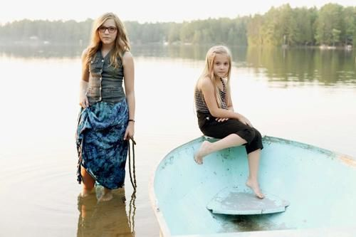 """If you haven't already heard about the singing sister-duo, Lennon and Maisy, prepare to fall in love. The two have been releasing covers of our fave songs for years, and they just reworked Charli XCX's """"Boom Clap,"""" strippingit down to beautiful simplicity like nobody's business. Normally an upbeat, riot-ensuing song, Lennon and Maisy's version is slow, steady and filled to the brim with emotion. And yes, you may even get a little teary-eyed. The performance is a full must-watch and here's…"""