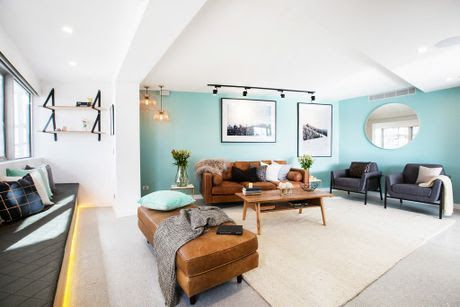 the block shay and dean living room - Google Search