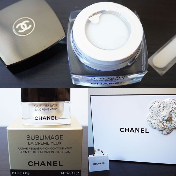 chanel eye cream sublimage - Google Search