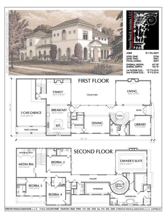 Urban Home Plan D1125